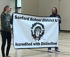 ​Accredited with Distinction Celebration