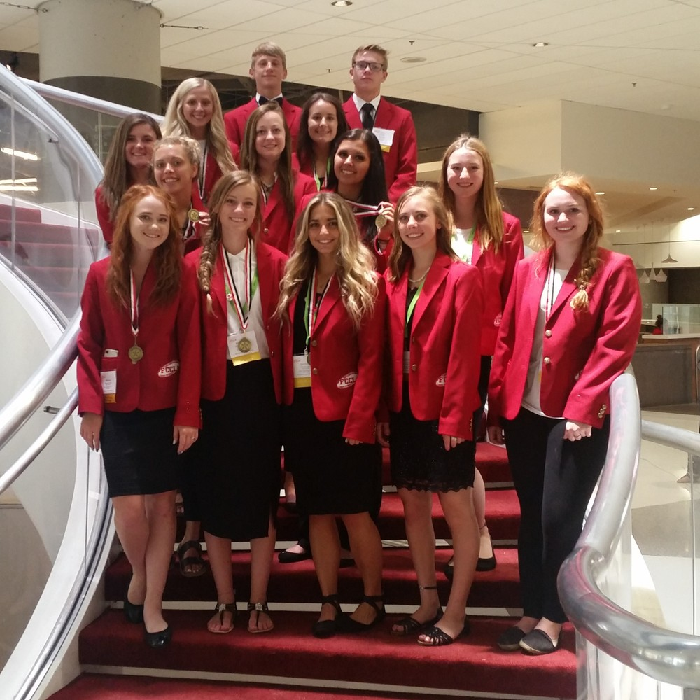 SANFORD FCCLA PREPARES FOR CONTINUED SUCCESS